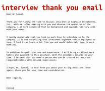 thank you letter examples interview gallery of amazing examples of thank you letters after interview