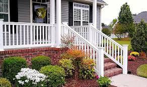 t rail top rail vinyl deck railing