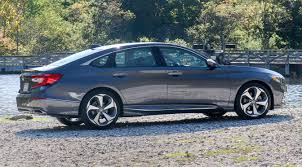 2018 honda accord review way better and honda even fixed display