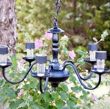 Solar Yard Lights Not Working - diy great idea add inexpensive solar lights to an old