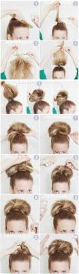 step by step easy updos for thin hair best 25 thick hair updo ideas on pinterest hair updos short