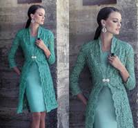 cheap mother bride dresses jackets knee high free shipping
