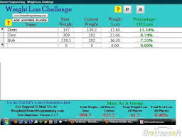 weight loss challenge at work template lose weight fast