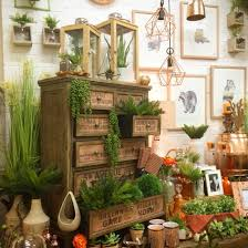 Orange And Copper Shop Display Home Decor Interiors Creative - Home design store