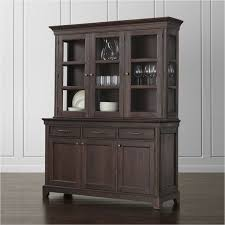 Hutch And Buffet by Buffet Hutches Crate And Barrel