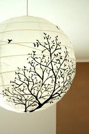 H E Wohnzimmerlampe Lampenschirme Selber Machen Ideen U0026 Bilder