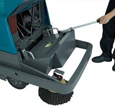 s10 industrial strength walk behind sweeper