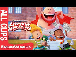 captain underpants all clips official captain underpants the