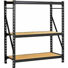 Xtreme Garage Storage Cabinet Shelving Edsal Steel Shelving Xtreme Garage Menards Shelving