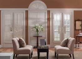 door window blinds window treatment for patio door french door