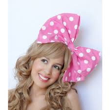 big hair bows big bow minnie mouse bow big hair bow clip hot pink hair bow