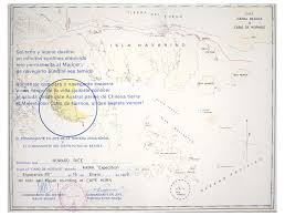Cape Horn Map File Cape Horn Official Certificate File Jpg Wikimedia Commons