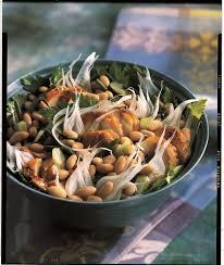 comment cuisiner les haricots coco recette salade de haricots cocos aux maquereaux fumés