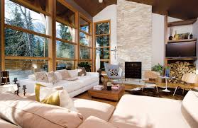 Mountain Home Interior Pictures  Interiors Fit For A Rustic - Mountain home interior design