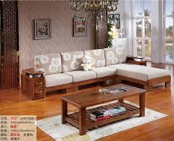 sofa l shape l shaped wooden sofa set designs mpfmpfcom almirah beds