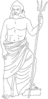 roman mythology 36 gods goddesses u2013 printable coloring pages