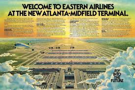 Map Of Atlanta Airport by Atlanta Opens The World U0027s Largest Airport Terminal Sunshine Skies