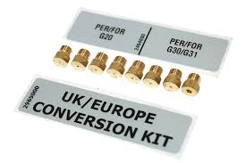 belling oven conversion kit lpg genuine part number 012860200