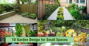 Small Garden Space Ideas 10 Garden Design For Small Spaces Save Up Your Space