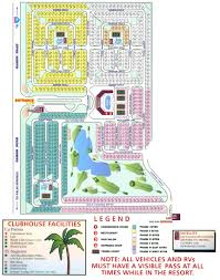 Palm Springs Map Phil Hahn U0027s Rv Lots 4 Rent Location Map