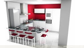 plan de cuisine moderne plan amenagement cuisine gratuit surprenant plan amnagement