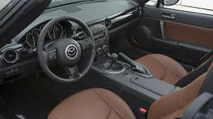 mazda roadster interior 2014 mazda mx 5 miata grand touring prht review notes autoweek