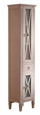 8 inch wide cabinet amazon com alessandria 14 5 8 inch wide linen cabinet furniture