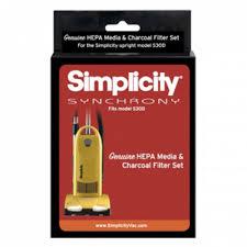 simplicity s30d deluxe vacuum hepa filters sf30d vcm com