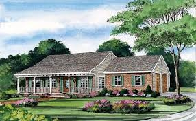 one story cottage style house plans cottage style single story house plans
