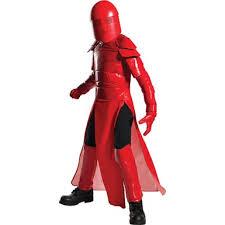 boys last jedi super deluxe praetorian guard costume kids star