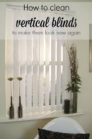 How To Make Window Blinds - bedroom the housesmarts diy cleaning venetian blinds episode 97