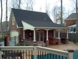 garage pool house combos 20 u0027x24 u0027 super custom full brick garage