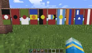 Flag Minecraft Flags Of All 196 Countries On Banners Discussion Minecraft
