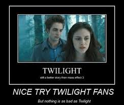 Funny Twilight Memes - nice try twilight fans weknowmemes