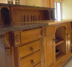 kitchen island with built in cutting board kitchen island by