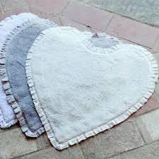 tappeto blanc mariclo tappeto cuore e frill blanc maricl祺 mofa