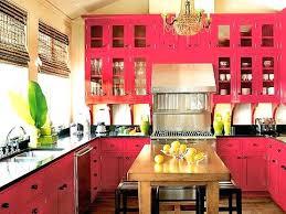 cuisine coloree oser les meubles de cuisine coloracs a part aa a part ca cuisine