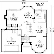 european style house plan 4 beds 2 00 baths 3385 sq ft plan 25 4692
