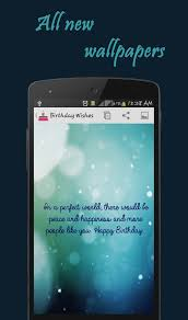 best birthday wishes sms free android apps on play