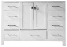 caroline avenue single vanity contemporary bathroom vanities