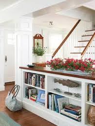 Wall Bookshelves Ideas by Shelves Built Into Columns Accentmagazine Com