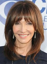 hi light fringe hairstyles how to 20 gorgeous medium length haircuts for women over 50 shoulder