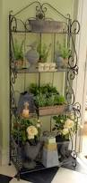 plant stand tall outdoor pots and planters fiberglass