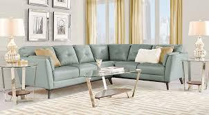 Rooms To Go Living Room Set Leather Living Room Sets U0026 Furniture Suites