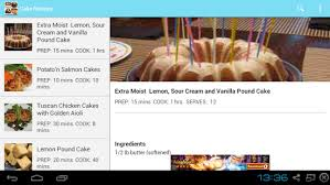 271 cake recipes android apps on google play