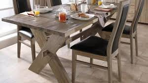 Rustic Dining Room Table With Bench Small Rustic Dining Table Visionexchange Co