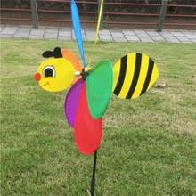 Bee Garden Decor Popular Yard Wind Spinners Buy Cheap Yard Wind Spinners Lots From