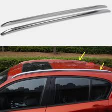 bmw 1 series roof bars 2pcs roof rack bar aluminum alloy for bmw 1 series 116i