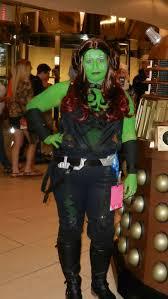 Gamora Costume Guardians Of The Galaxy Gamora Bad Wolf Cosplay