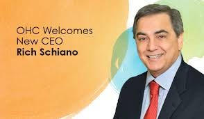 richard schiano appointed to chief executive officer ohc